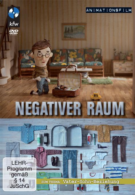 Cover des Mediums: Negativer Raum